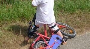 fietsen met kinderen